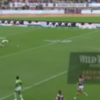 Is this rugby league player with a collapsed lung ridiculously tough or ridiculously reckless?