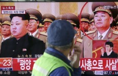 North Korean defence minister 'executed for dozing off during a rally'