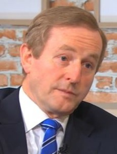 Enda Kenny buttered scones on TV - and talked about his same-sex marriage 'journey'