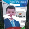 """This is about fear..."": Renua candidate's poster defaced with anti-gay slurs"