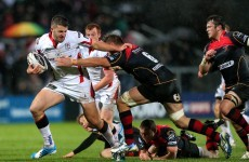 'We can go away and win anywhere' -- Ulster centre McCloskey