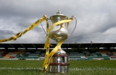 This year's Setanta Sports Cup has officially been cancelled
