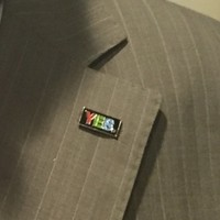 TD refusing to remove his Yes Equality pin in Leinster House