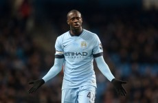Cabinteely FC have made an audacious approach for Yaya Toure