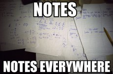 The 14 stages of last-minute exam cramming