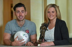 No prizes for guessing the Airtricity League Player of the Month for April