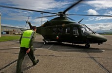 Irish Air Corps suspends six helicopters after Brazilian crash