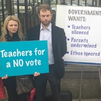These teachers worry that a Yes vote could mean teaching 4-year-olds about the word 'gay'
