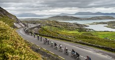 'It's world class cycling with Ireland's picturesque countryside acting as a truly unique backdrop'