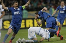 Dnipro best Rafa's Napoli to meet Sevilla in Europa League final