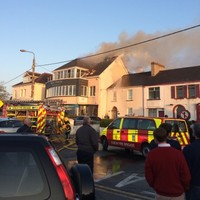 Fire brigade called to blaze at Malahide restaurant
