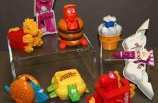 11 retro McDonalds toys that will make 90s kids weak with nostalgia
