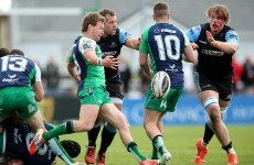 Marmion and Carr return as Connacht take aim at Ospreys and Champions Cup