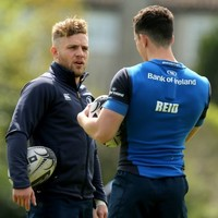 Ian Madigan back at 10 for Leinster while Ulster bench front-liners