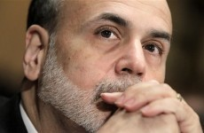 World stocks unsteady ahead of Bernanke speech