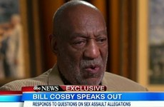 Bill Cosby rambles when asked about sexual assault claims