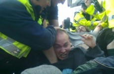 MEP claims garda assault during Shell protest