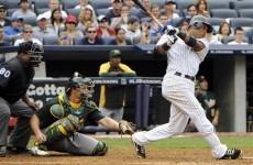 Watch: the Yankees make MLB history