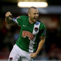 Sheppard's knack for goalscoring sees Cork make it 3 wins on the trot
