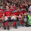 Munster, Ulster and Connacht will all be in playoff action next weekend