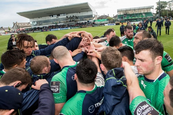 'We have to celebrate what we've achieved' - Connacht's Pat Lam