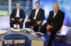12 reasons why we're delighted that The Sunday Game is back tonight