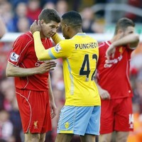 No fairytale ending to life at Anfield as Gerrard says an emotional goodbye to Reds fans