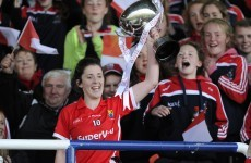 After losing the football, hurling and camogie league finals, it was fourth time lucky for Cork