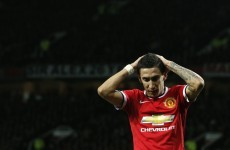 'Di Maria has to adapt to the philosophy' - Van Gaal warns struggling Argentine over his future