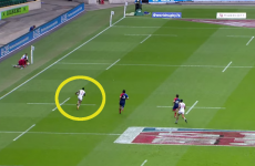 The fastest man in rugby has been burning 7s defenders again