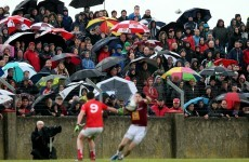 Westmeath racked up 3-7 in the second half to send Louth into the qualifiers
