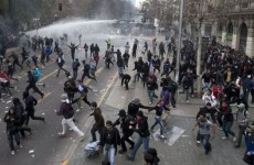 Teenager shot dead in Chile protests