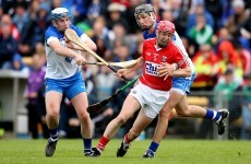 More bad injury news for the Cork hurlers before Waterford clash