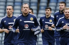 Here's the Scotland squad Ireland need to beat in next month's Euro 2016 clash