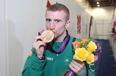 'I'd go professional in the morning but no one's ever asked me' says Paddy Barnes