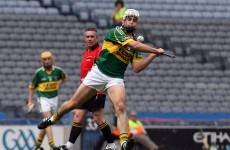 Dublin's newest senior hurling recruit is a Kerry native