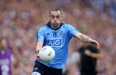 What persuaded Alan Brogan to return for another season with Dublin?