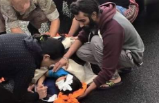 This Sikh man removed his turban to help save a 5-year-old boy