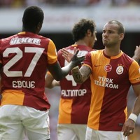 Galatasaray and Wesley Sneijder have become embroiled in a match-fixing controversy