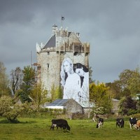 'The female side of marriage equality': the inside story of the Galway castle mural