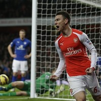 Was Jamie Carragher right to pick Laurent Koscielny in his team of the season?
