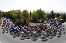La Vuelta: Kittel takes stage seven amid chaos