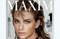 Taylor Swift came top of Maxim's Hot 100 and used it as a chance to call out misogyny