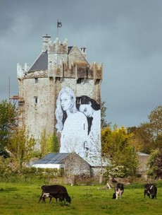 """""""It's not just a single sex referendum"""": The inside story of the Galway castle mural"""