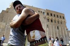 Gaddafi's last stand? NATO attacks suspected bunker in hometown