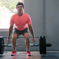 'You need strength in certain areas' - McIlroy on sculpting success in the gym