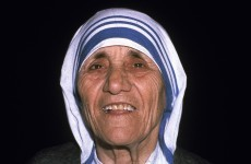 Mother Teresa is being made a saint next year