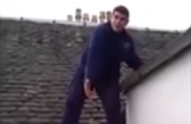 This Scottish Man Got Stuck On A Roof And He S Not At All