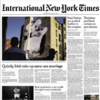 Irish marriage equality mural makes front page of the International New York Times