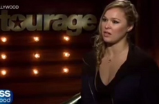 Ronda Rousey takes a swipe at Floyd Mayweather's domestic violence history